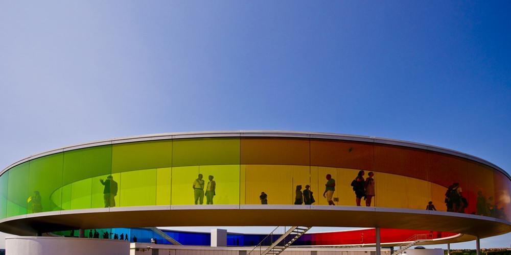 your rainbow panorama olafur eliasson