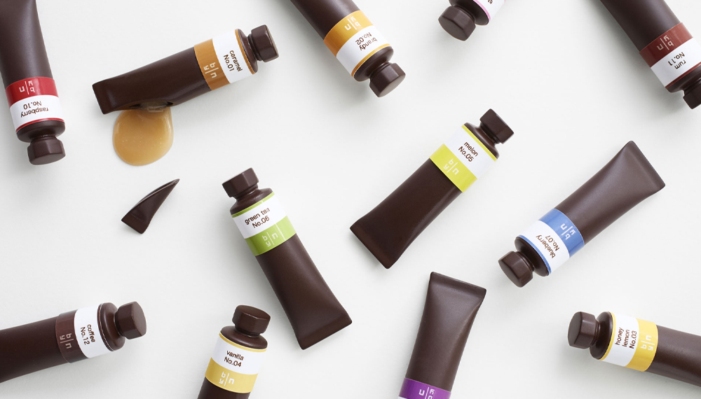 nendo chocolate paint